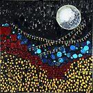 :: Veranda Moon ::  by Gale Storm Artworks