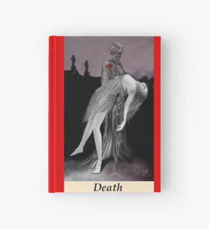 DEATH Hardcover Journal