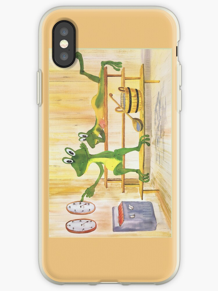 All about Frogs 2, Sauna for iPhone by SergejK
