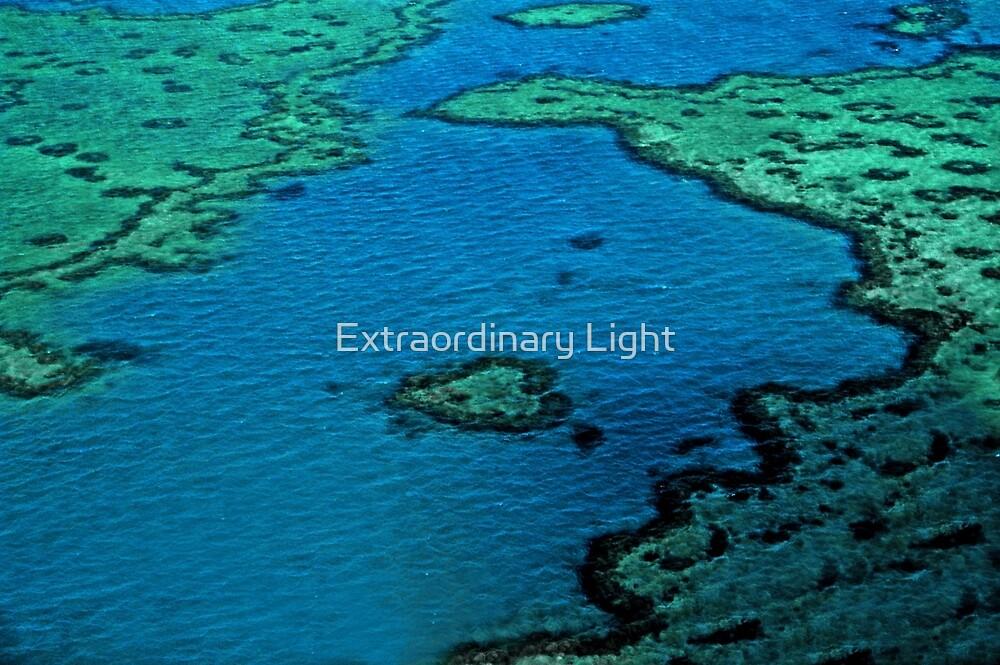 Heart Reef - Great Barrier Reef by Extraordinary Light