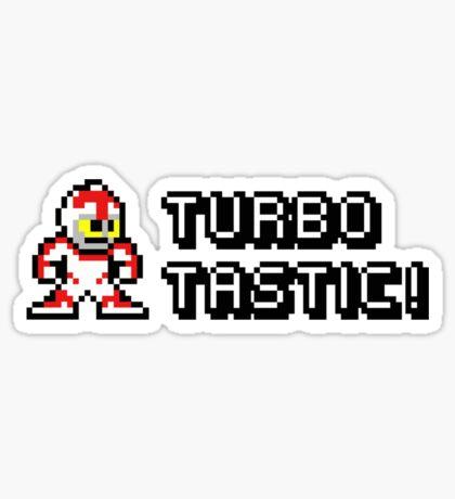 Turbo Tastic! Sticker