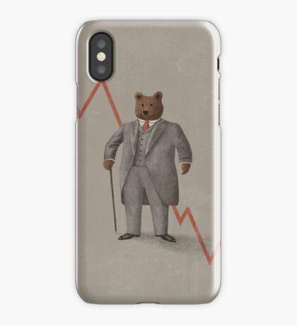 Bear Market  iPhone Case