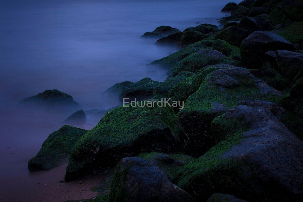 Blue Mist by EdwardKay