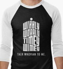 Talk Whovian To Me T-Shirt