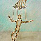 Wood Puppet Show by thuraya arts