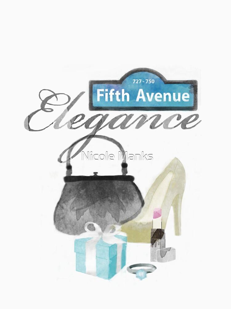 5th Avenue Elegance by splashdesign