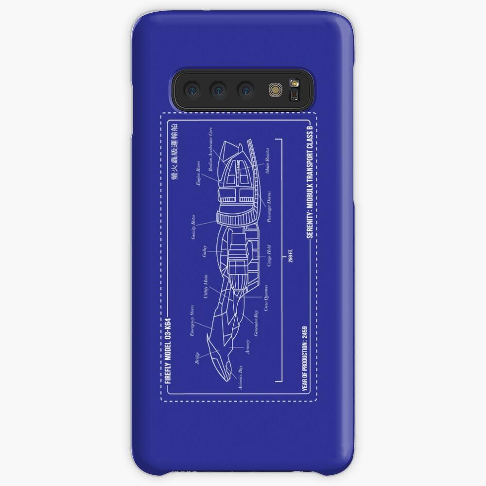 Firefly Klasse 03-K64 Hülle & Klebefolie für Samsung Galaxy