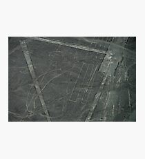 The Nazca Lines, No.2 Photographic Print