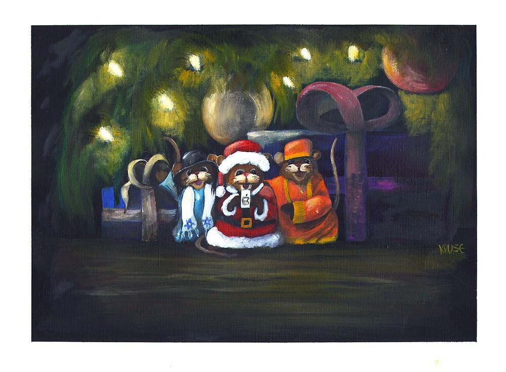 Merry Kissmouse by James Kruse
