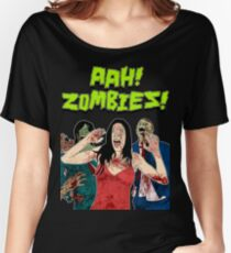 AHH!! Zombies!! Women's Relaxed Fit T-Shirt