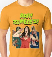 AHH!! Zombies!! T-Shirt
