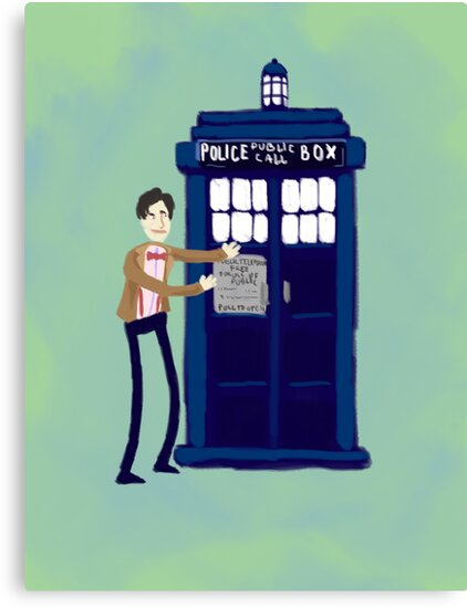 Welcome to my Tardis by thesnuttch