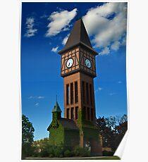 Kentucky Clock Tower Poster