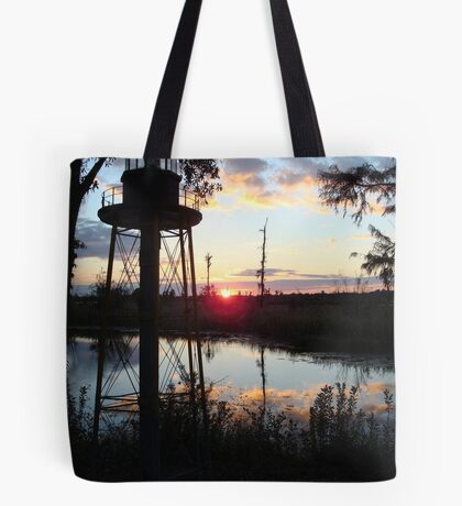 COREY'S LIGHTHOUSE Tote Bag