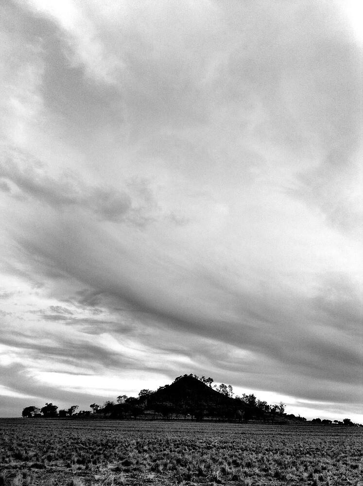 Stormy Sky by Jock Anderson