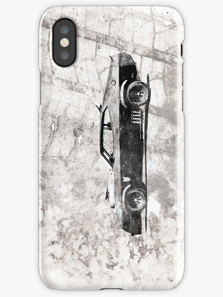 Mad Max Pursuit Special iPhone iPod by Mark Will