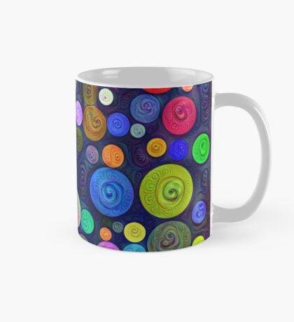 #DeepDream Color Circles Visual Areas 5x5K v1448448724 Mug