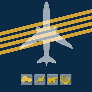 Cabin Pressure - The iPhone by thefinalproblem