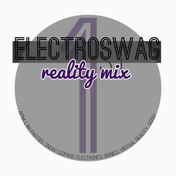 Electro Swag Shirt by simonrhee