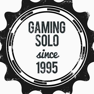 Gaming Solo Shirt by simonrhee