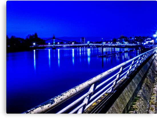 Hammersmith Riverside by ChrisdMRF