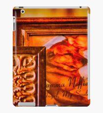 Desktop Icons iPad Case/Skin