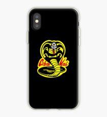 Vinilo o funda para iPhone Cobra Kai - El Karate Kid