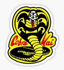 Cobra Kai - The Karate Kid Sticker