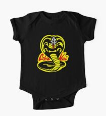 Cobra Kai - The Karate Kid One Piece - Short Sleeve