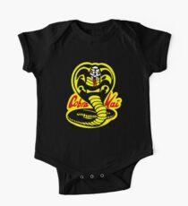 Cobra Kai - Das Karatekind Baby Body Kurzarm