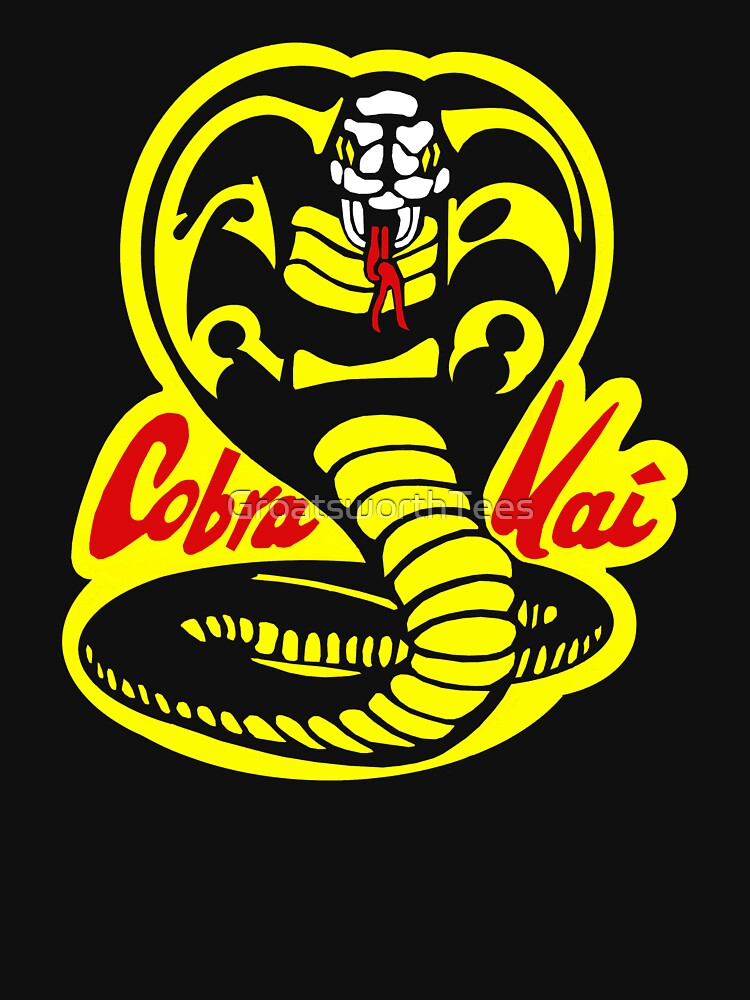 Cobra Kai - El Karate Kid de GroatsworthTees