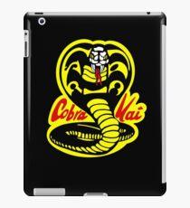 Cobra Kai - The Karate Kid iPad Case/Skin