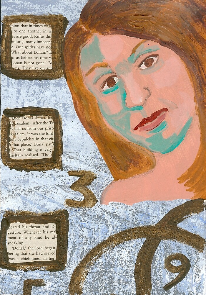 Three Squares by Roza Ganser