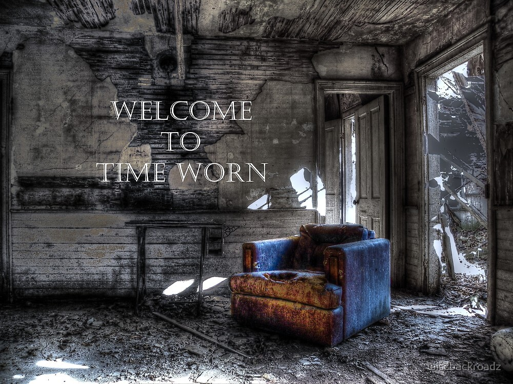 Welcome to Time Worn by wiscbackroadz