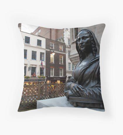 southwood garden Throw Pillow
