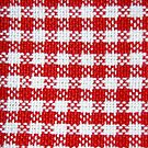 Red and White Checks by pjwuebker