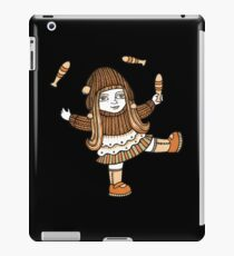 Fern's Fun at the Fringe iPad Case/Skin