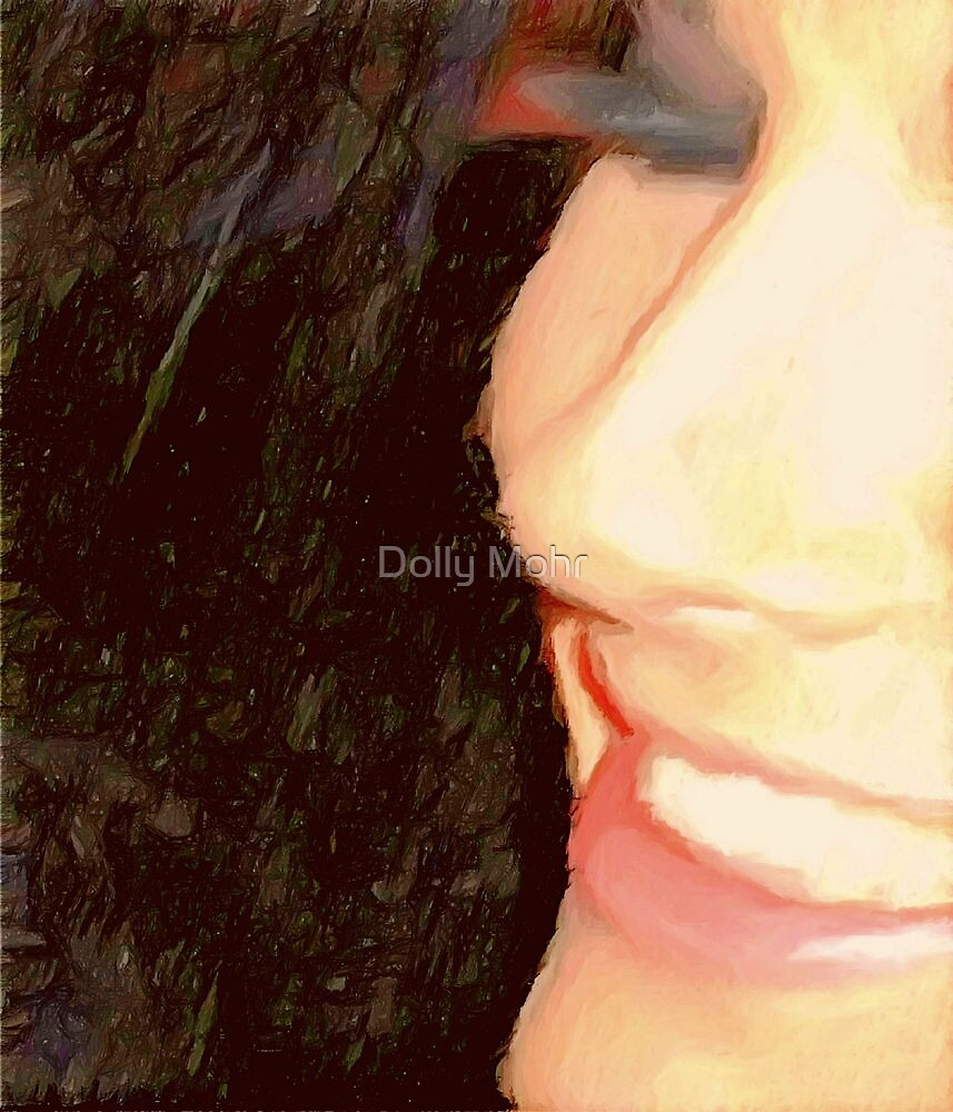 Capture A Smile by Dolly Mohr