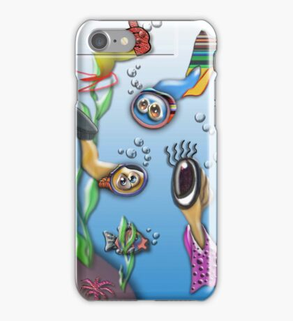SEA URCHINS iPhone Case/Skin