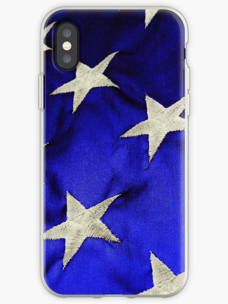 Stars on Field of Blue by pjwuebker