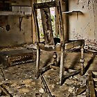 The Chair by Dave Godden