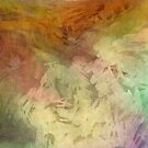 Colored Feathers Abstract by pjwuebker