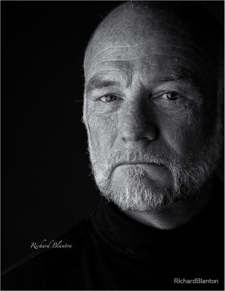 Self Portrait by RichardBlanton