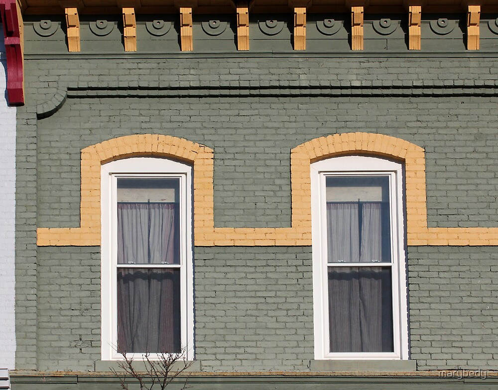 Richmond Windows 2 by marybedy