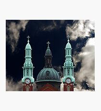 Mother of God Church Ky Photographic Print