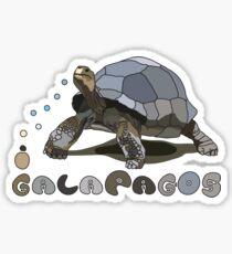 I LOVE GALAPAGOS ISLANDS T-shirt Sticker