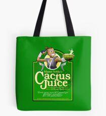 Master Sokka's Cactus Juice Tote Bag