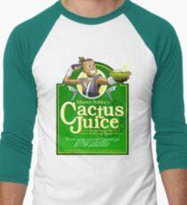 Master Sokkas Kaktus-Saft Baseballshirt mit 3/4-Arm