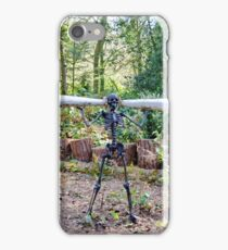 ' YOU DON'T HAVE TO SHOUT ' iPhone Case/Skin