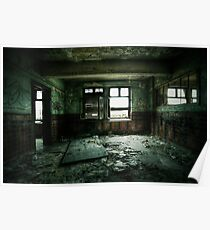 Decaying Room Poster